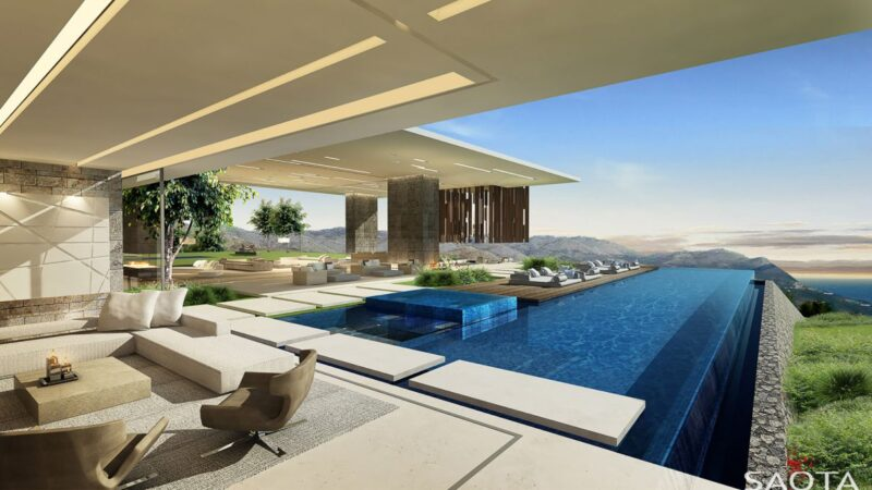 Dubrovnik Home Design Concept in Croatia by SAOTA