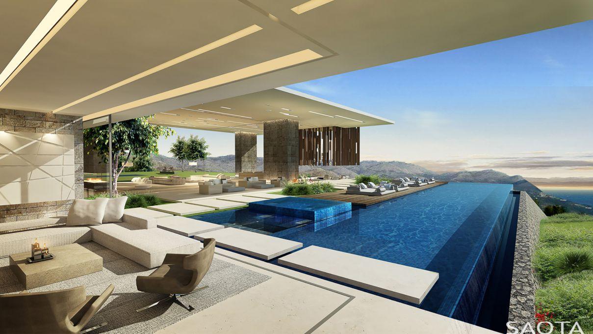 Dubrovnik Home Design Concept in Croatia by SAOTA
