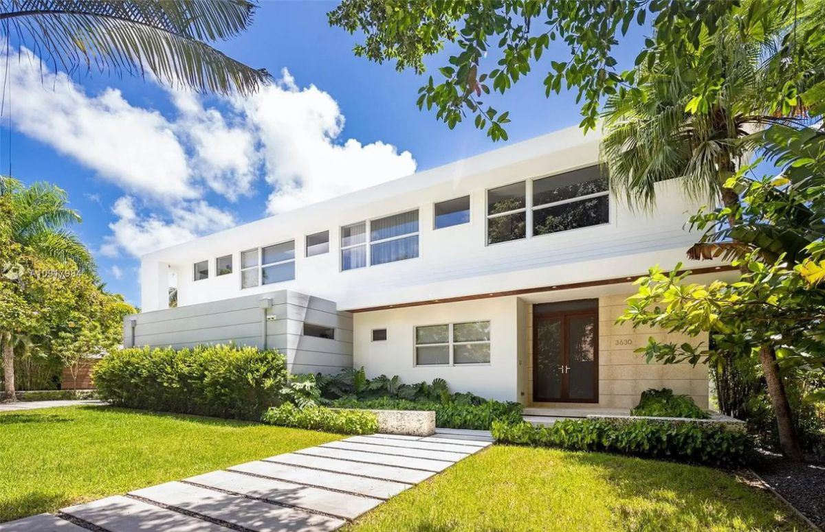 Gorgeous New Construction House in Miami for Sale