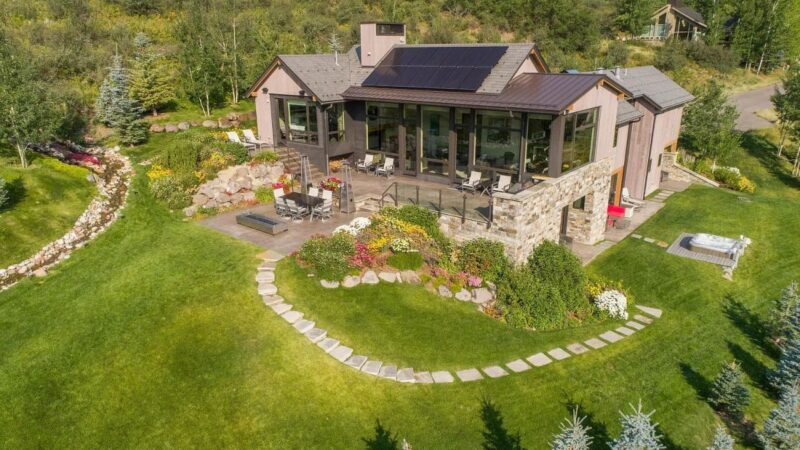 Modern Snowmass Village Home in Colorado for Sale at $6,800,000