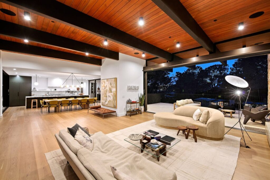Inside A Brand New Del Mar Home for Sale