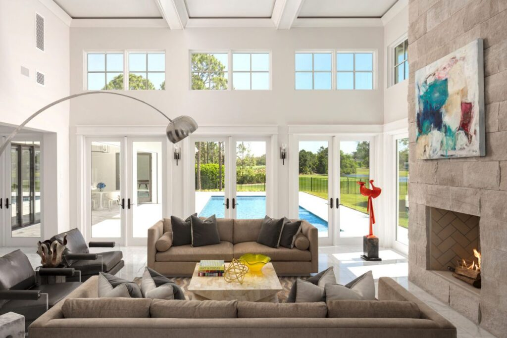 Island Breeze Home in Orlando by Phil Kean Design Group