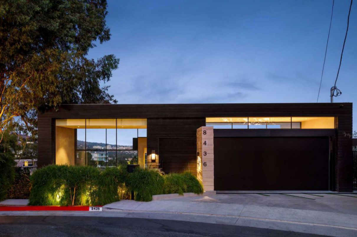 Magnificent $8.995 Million Hollywood Hills Home for Sale in Los Angeles