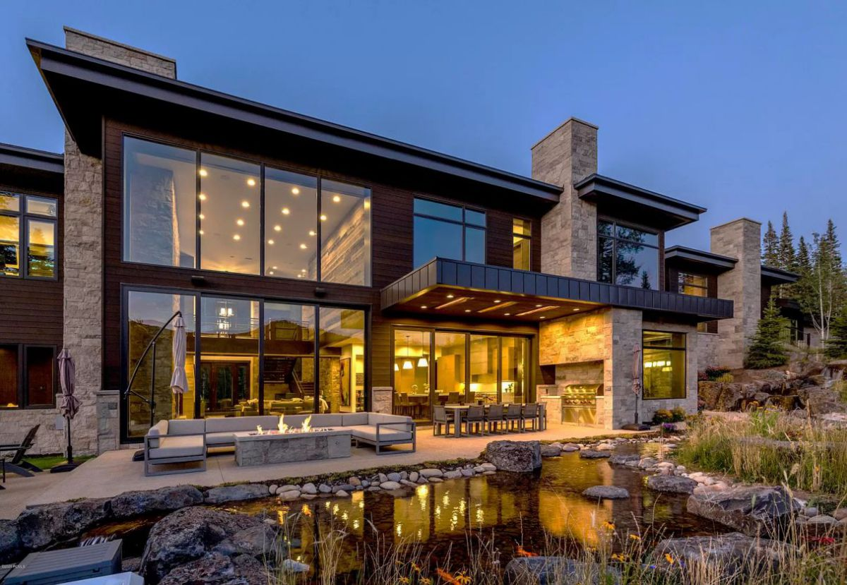 Park City Perfect Mountain House in Utah for Sale