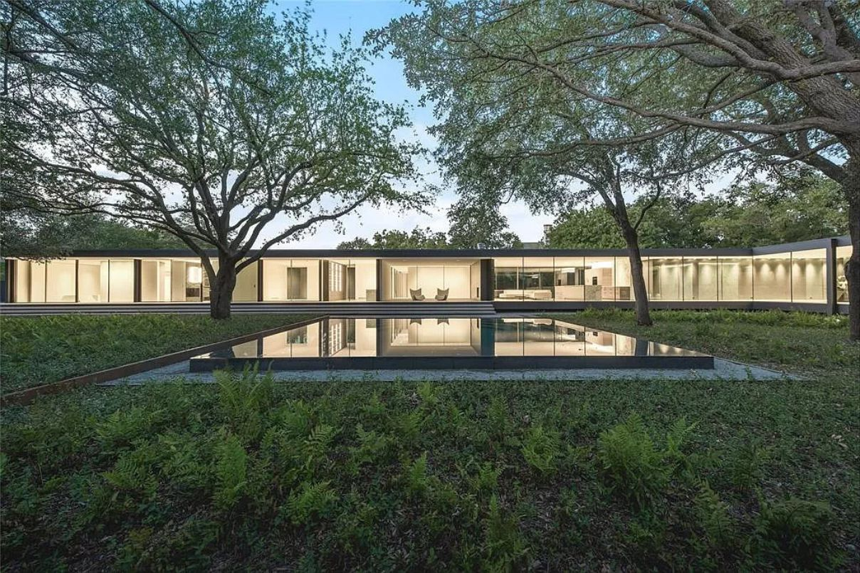 $5,995,000 Significant Modernist Home for Sale in Dallas, Texas