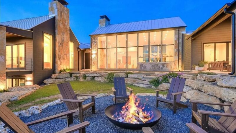 Stunning Old-world Wimberley Home for Sale in Texas at $3,250,000