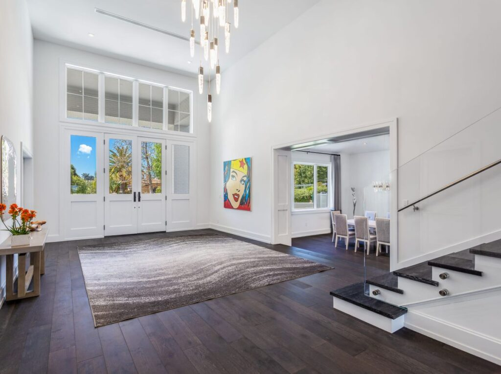 Superbly Crafted Cape Cod House in Hidden Hills for Sale