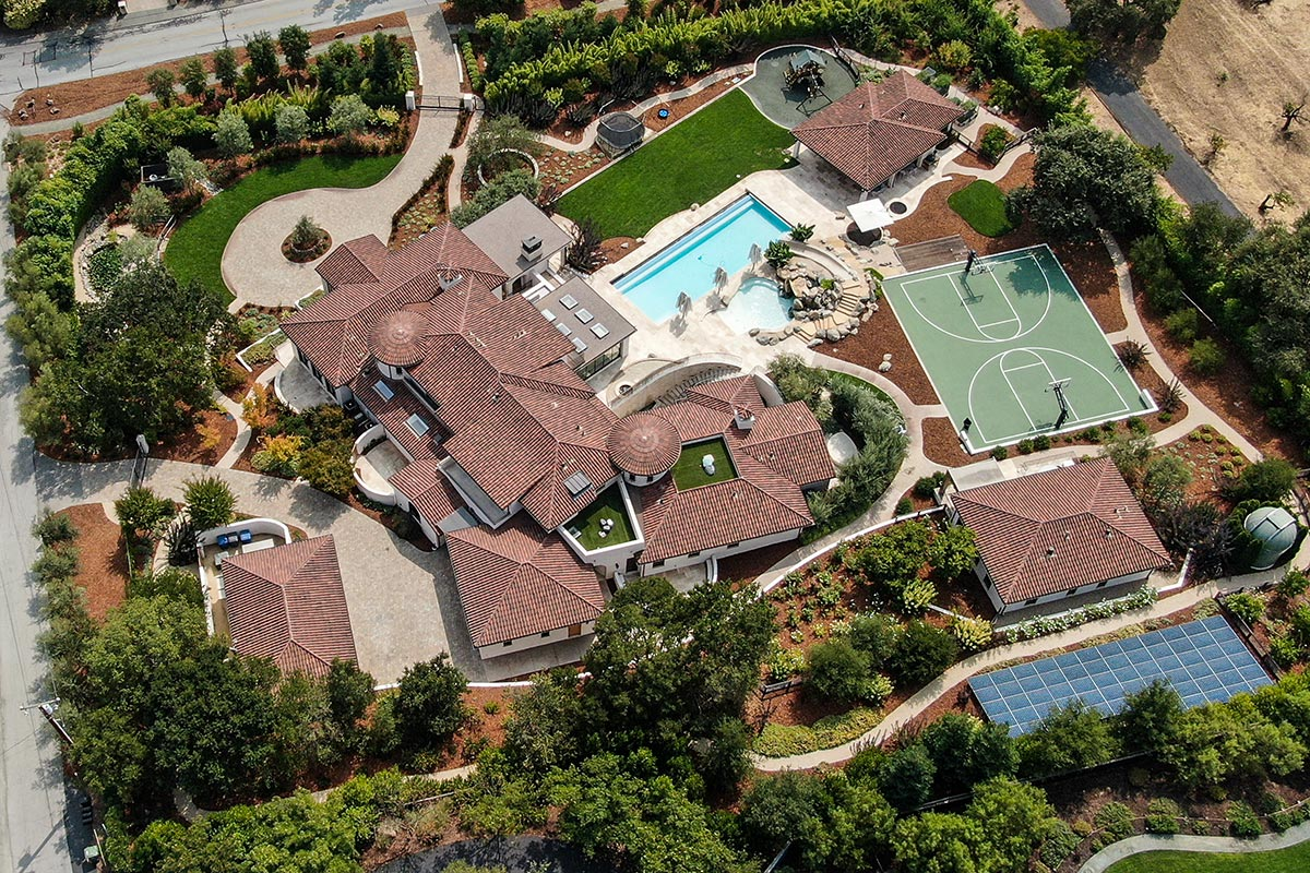 $35,000,000 Magnificent California Home for Sale in Los Altos Hills