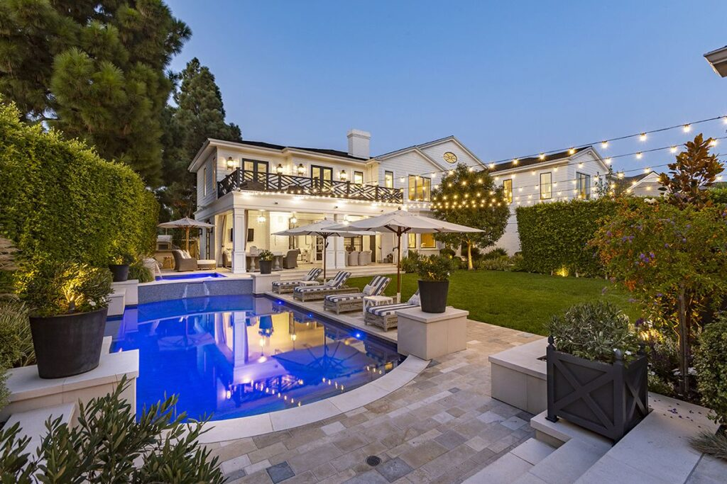 Traditional Custom Home for Sale in Newport Beach