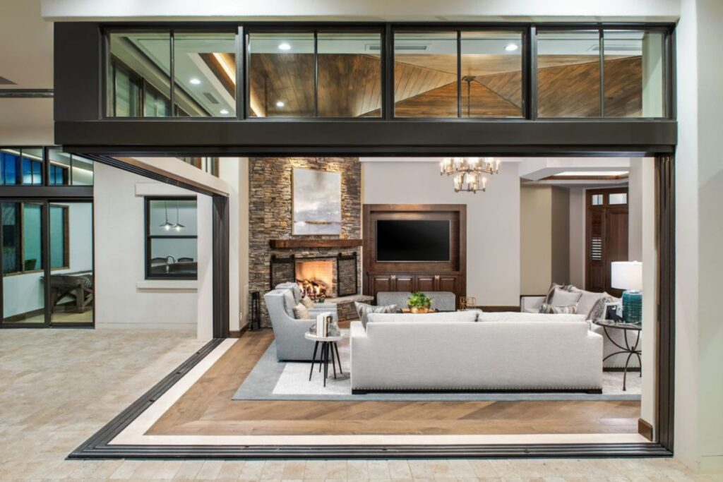 A Sublime Clean Contemporary Home in Scottsdale by ArchitecTor