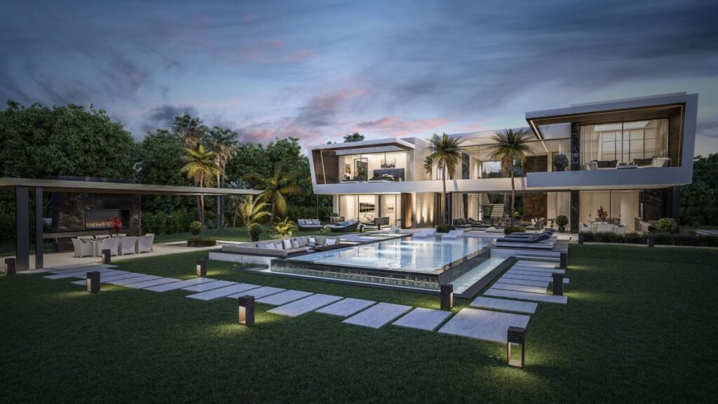 Architectural Concept of Villa Genil in Spain shows Unlimited Creation