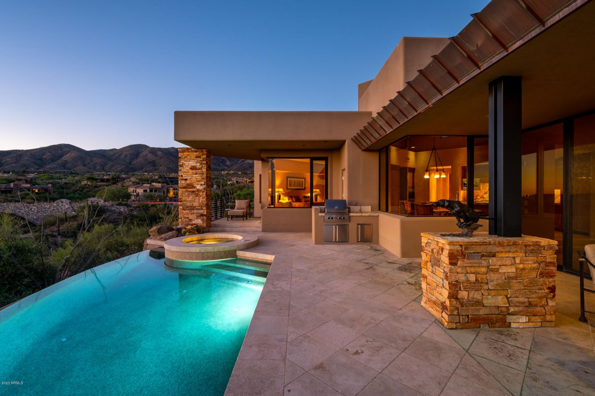Breathtaking Views House for Sale in Scottsdale
