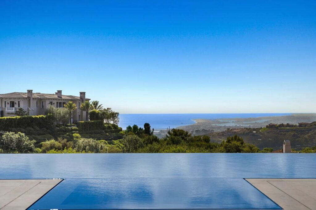 Enjoy Ocean Views with Newport Coast Home for Sale