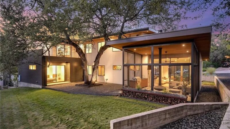Incredible Craftsmanship in Austin Home