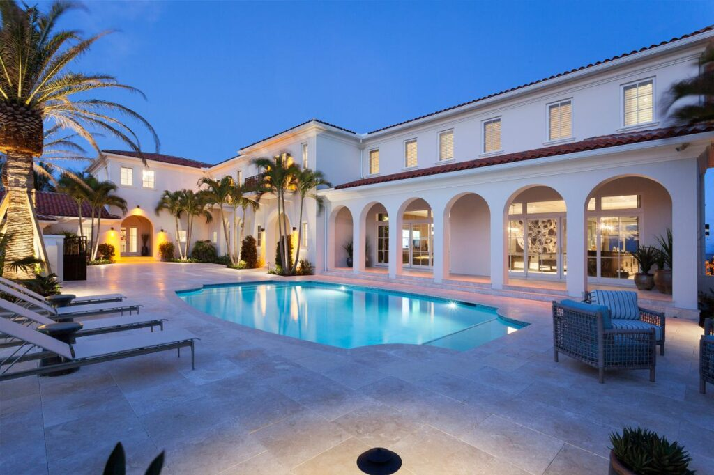 Inside One of The Most Sensational European Mansions in Florida