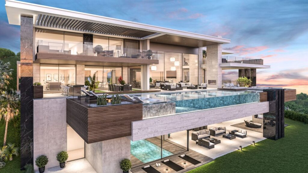 Masterful Conceptual Design of The Most Exceptional Mansion in KAS