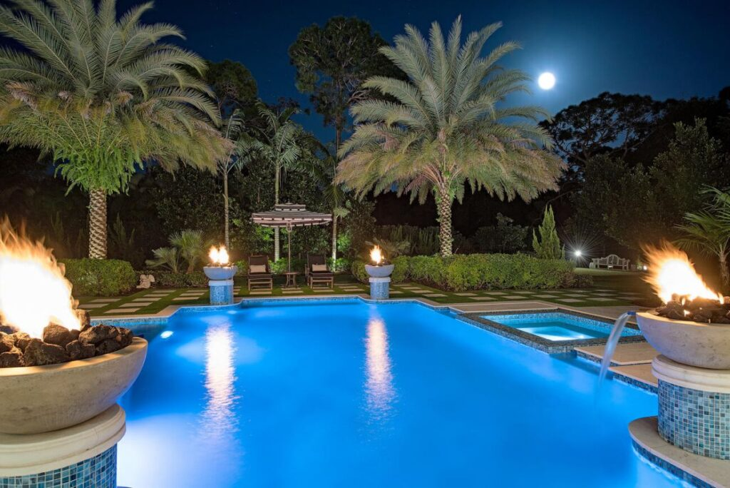 Thoughtfully Designed French House in Naples for Sale