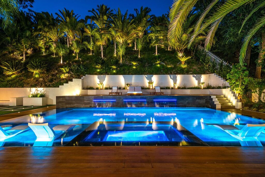 Touring of A Significant Calabasas Home for Sale