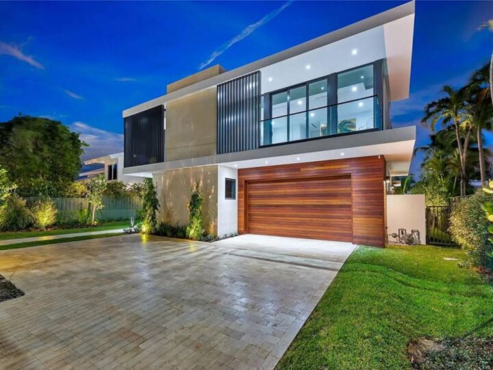 A $7,775,000 Miami Beach Home with The Utmost Quality of construction