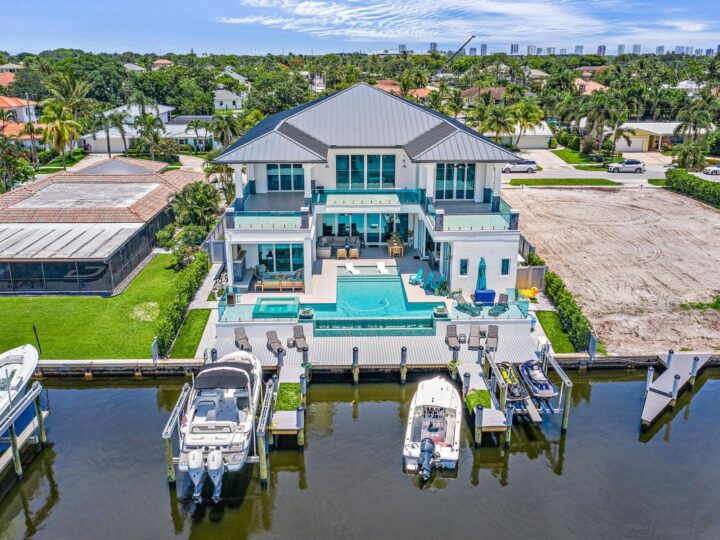 Absolutely Breathtaking $6,200,000 North Palm Beach Home for Sale