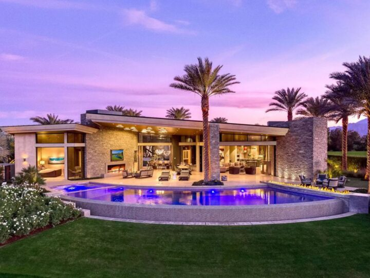 An Impeccable La Quinta Home in The Madison Club asks for $9,950,000