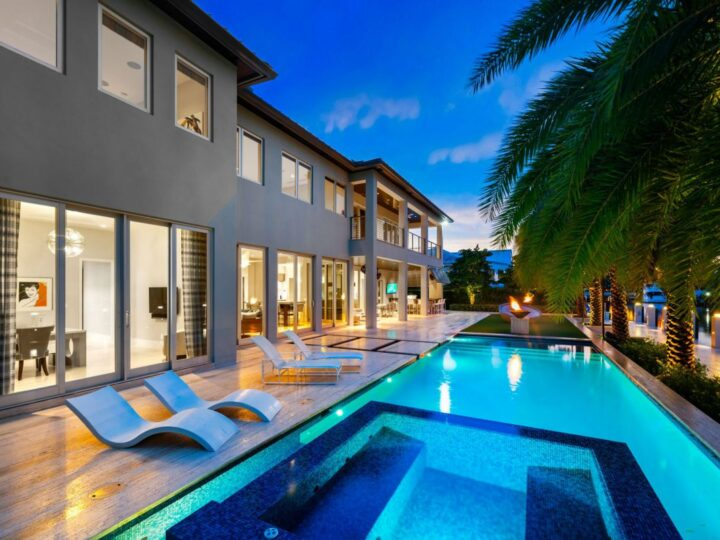 Enjoy Luxury Living in Fort Lauderdale House Selling for $6,499,999
