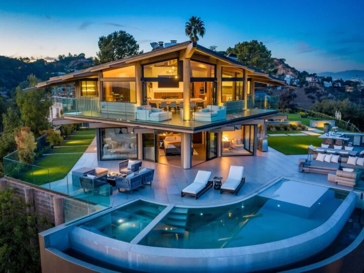 The Most Timeless Property in Los Angeles back on Market $7,999,000