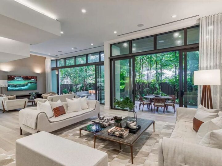 The Tree House - A Remarkable Home for Sale in Miami at $3,340,000