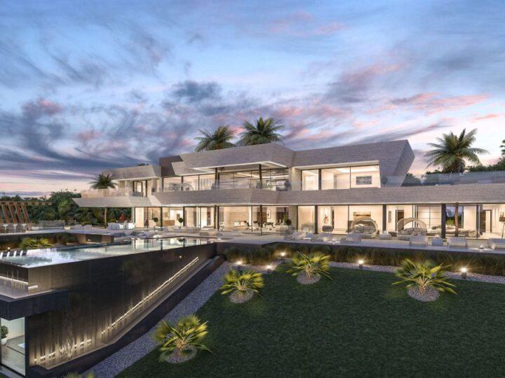 This Concept Design of Margarita Villa defines The New Level of Luxury