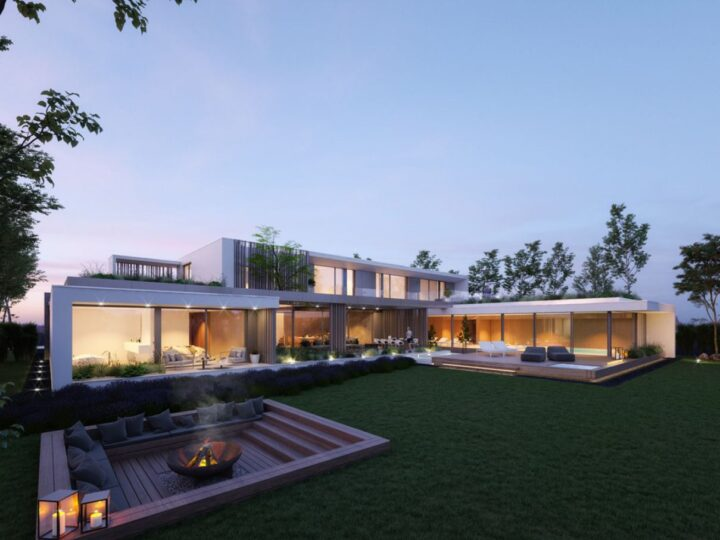 Concept Design for L Villa is a project located in Budapest, Hungary was designed in concept stage by Toth Project in Modern style; it offers luxurious modern living. This home located on beautiful lot with amazing views and wonderful outdoor living spaces.