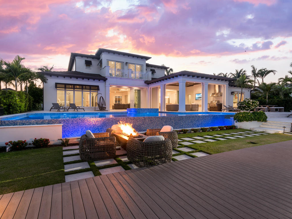 An Astonishing Florida house Inspired by Sensational British West Indies.