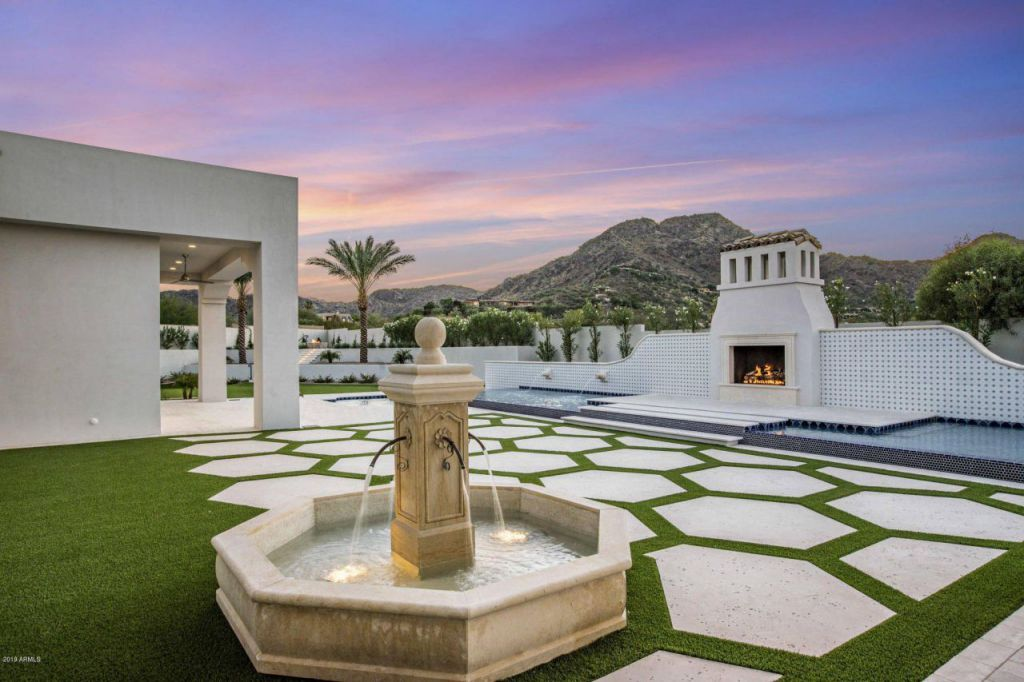 Fabulous Brand-new House of Azoulay Builders in Paradise Valley, Arizona