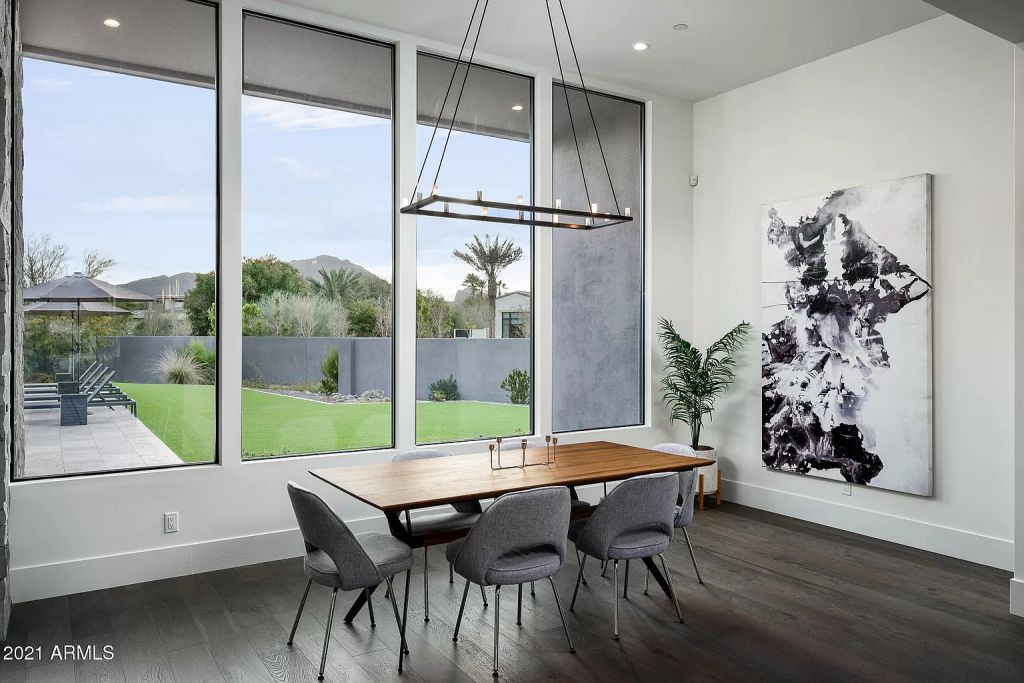 The Home in Paradise Valley in one of the most desirable areas with incredible views of Camelback Mountain now available for sale. This home located at 7019 N 69th Pl, Paradise Valley, Arizona; offering 4 bedrooms and 5 bathrooms with over 6,500 square feet of living spaces.