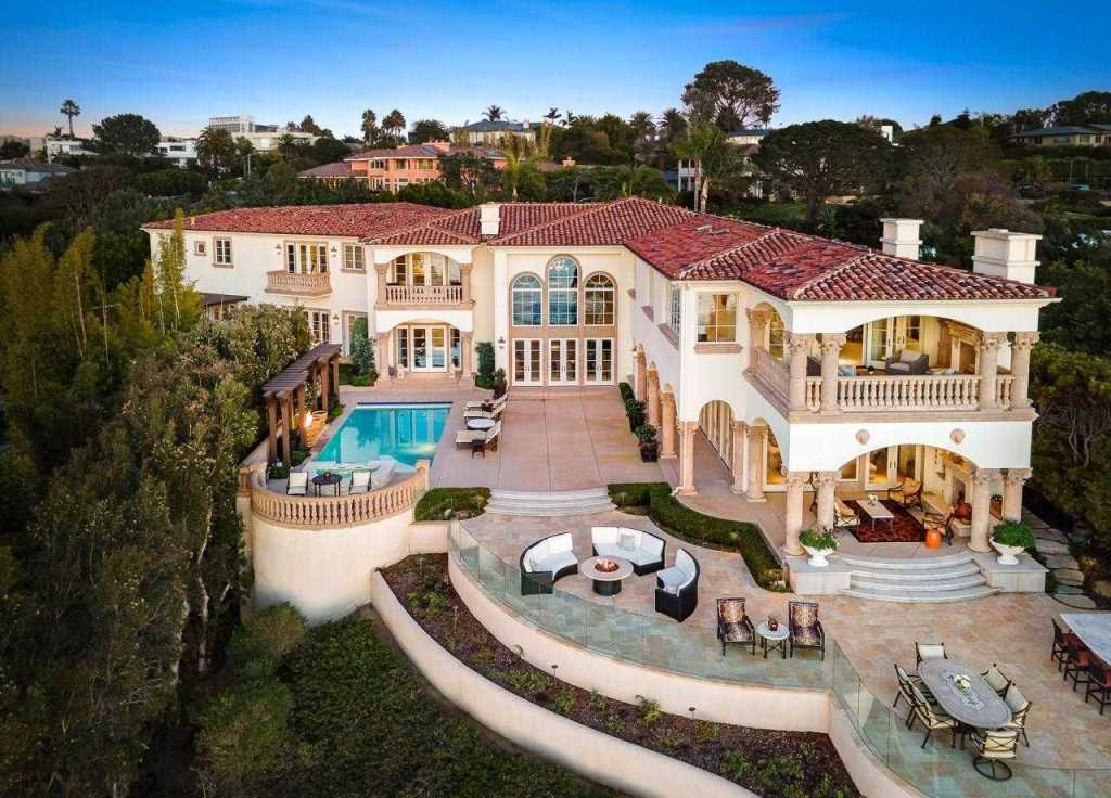 This Exceptional La Jolla Mansion First Time to Market for $22,995,000