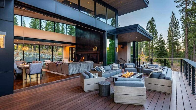 The Martis Camp Home for Sale is a luxurious dream mountain retreat offers panoramic views of Northstar California now available for sale. This home located at 10925 Wyntoon Ct, Truckee, California; offering 6 bedrooms and 7 bathrooms with over 7,300 square feet of living spaces.
