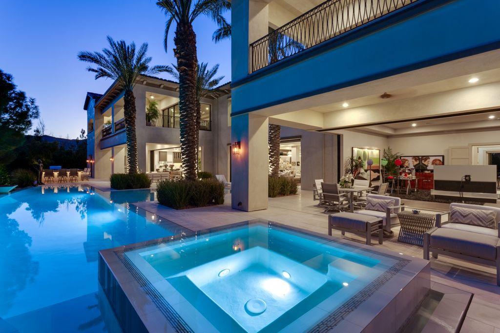 A $8,999,999 Las Vegas Home Designed for Living The Good Life
