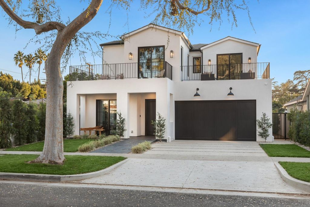 A Stunning Newly Constructed Culver City Home on Market with Asking Price $3,995,000