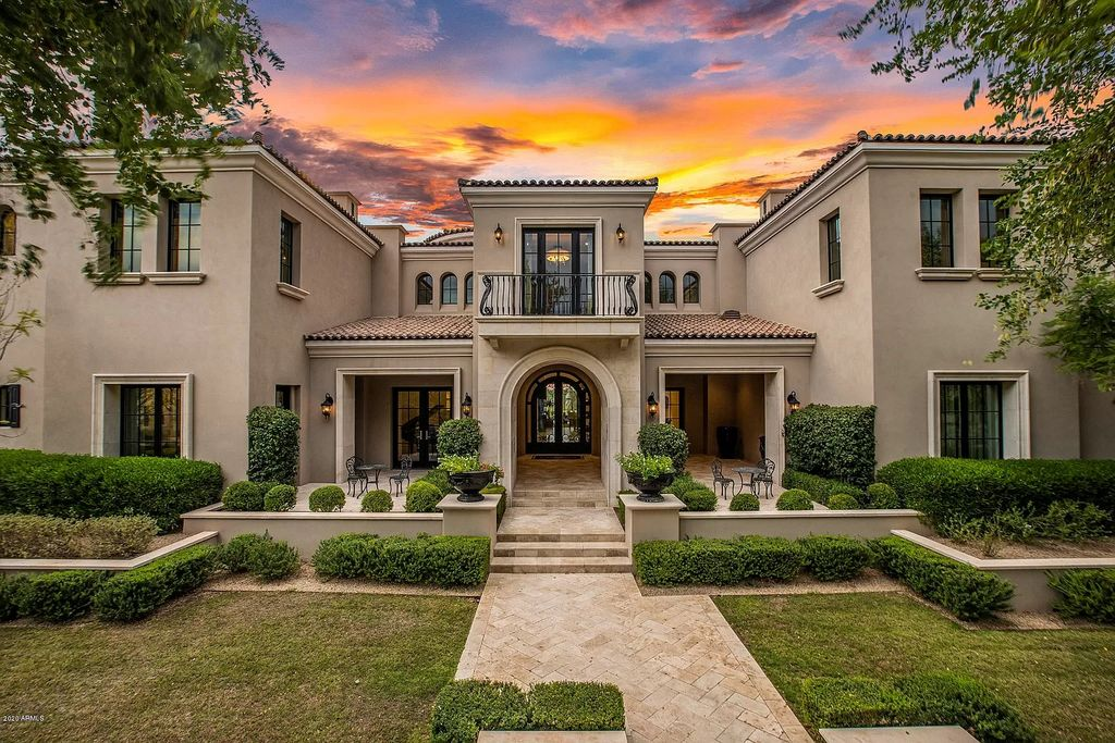 Absolutely Gorgeous Luxury Home in Scottsdale on Market for $4,895,000