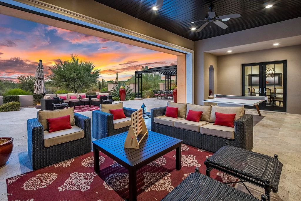 The Home in Scottsdale on one of the best lots in the guard gated Silverleaf Arcadia community now available for sale. This home located at 19404 N 98th Pl, Scottsdale, Arizona; offering 5 bedrooms and 7 bathrooms with over 8,600 square feet of living spaces.