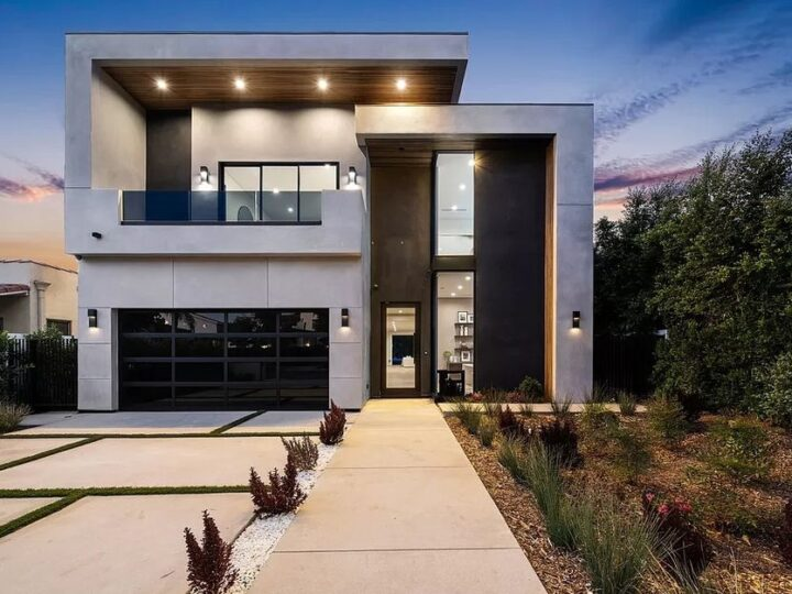 The Home in West Hollywood is an exceptionally engineered newly constructed smart residence now available for sale. This home located at 829 N Ogden Dr, Los Angeles, California; offering 5 bedrooms and 6 bathrooms with over 5,000 square feet of living spaces.