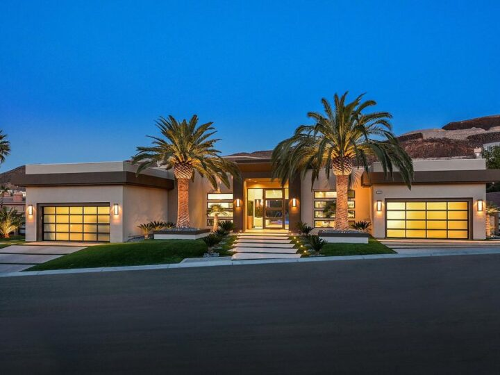 The Home in Henderson is an exquisite property with sophistication and World-class luxury now available for sale. This home located at 618 Saint Croix St, Henderson, Nevada; offering 5 bedrooms and 5 bathrooms with over 6,700 square feet of living spaces.