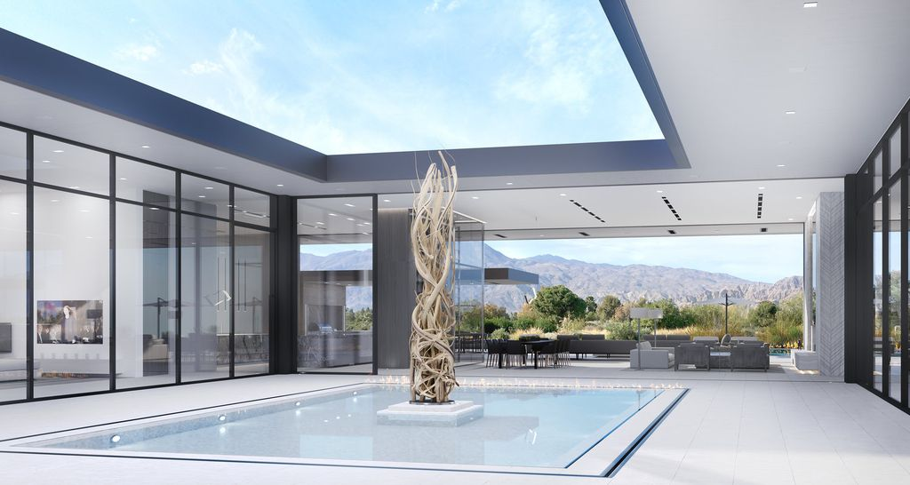 Incredible Madison Club 59 Villa Concept by Hudgins Design Group