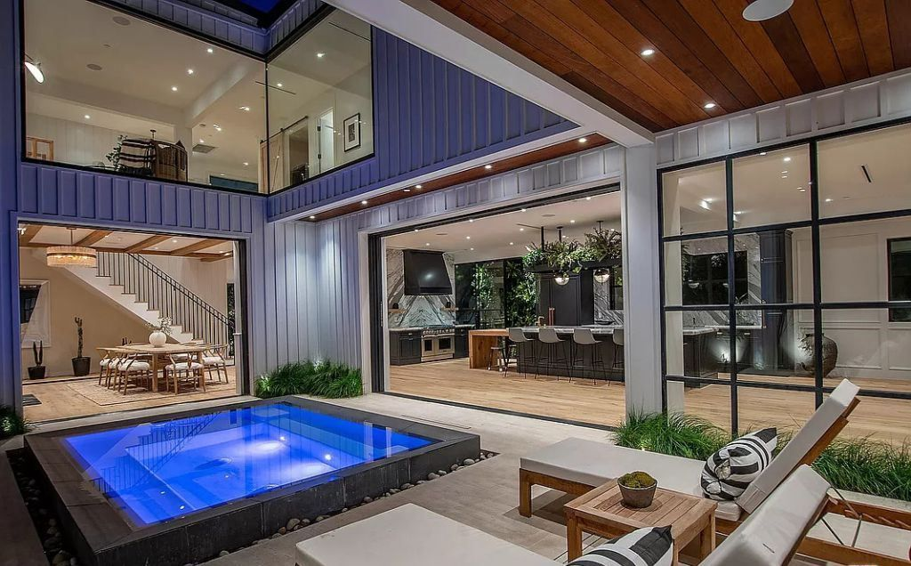 Meticulously Crafted West Hollywood Home awaiting new Owner at Price $3,985,000