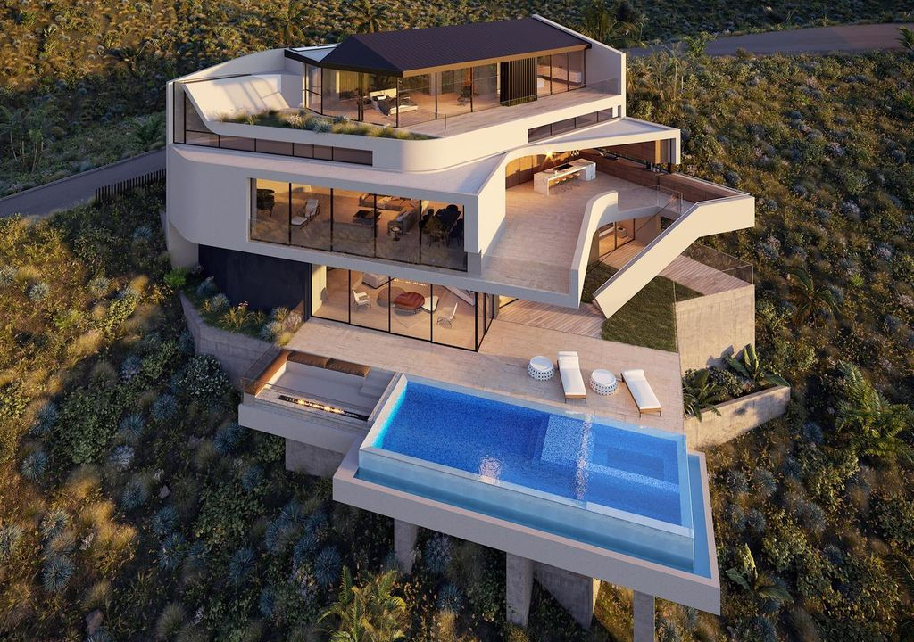 Exceptional Concept Design of A World-class Architectural Estate by Vantage Design Group