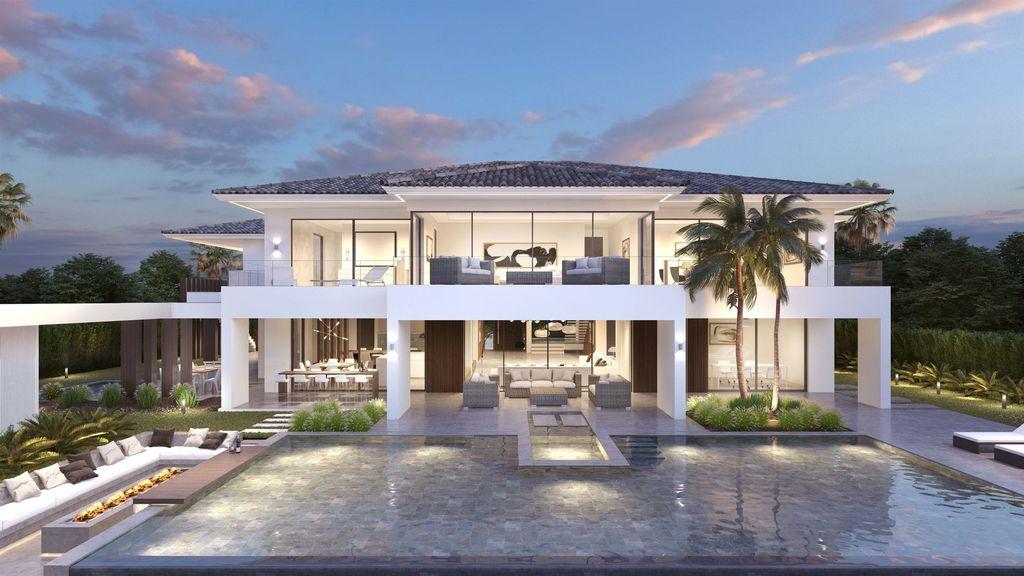 Exquisite Concept Design of Villa Castilla in Spain by B8 Architecture and Design Studio