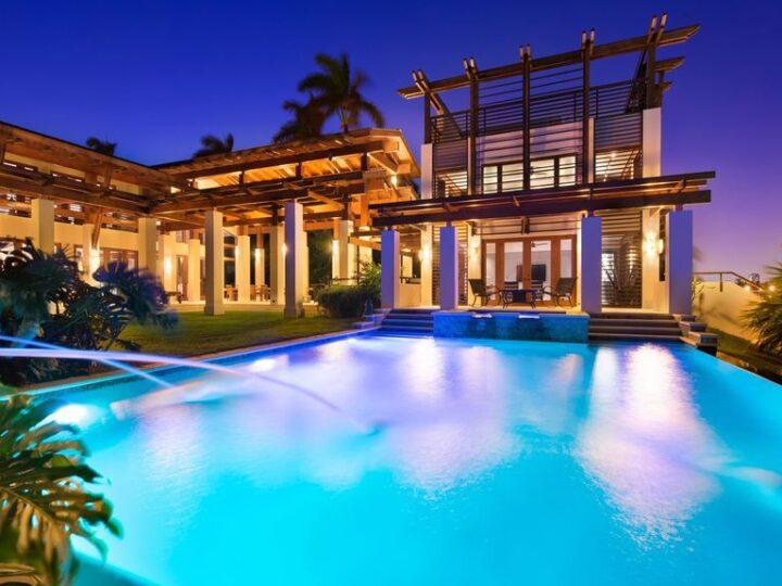 Extraordinary Dream Residence in Miami Beach, Florida