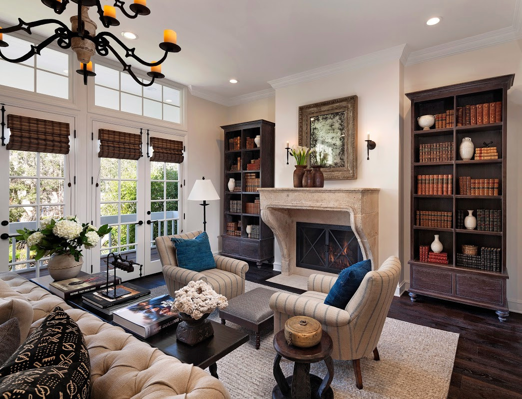 Luxury interior design of Globally Curated by Barbara Grushow Designs Inc