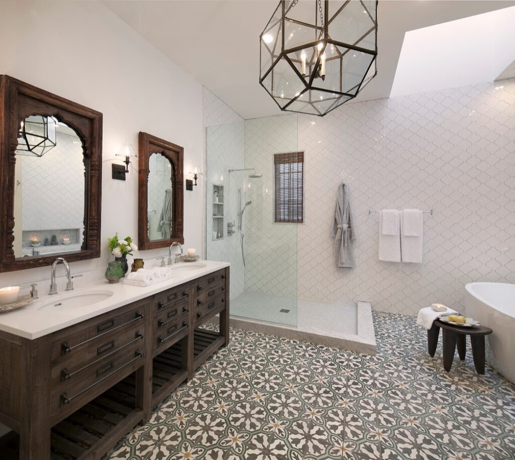 Interior Design of Globally Curated in Marina del Rey with perfect combination of luxury and classic style
