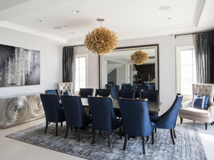 Interiors of Irvine XI in Irvine, California designed by 27 Diamonds Interior Design