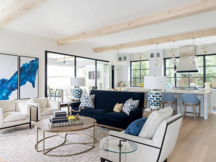 Luxurious Interiors of Highland Park Beauty by Traci Connell Interiors